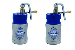 Cry-Baby Liquid Nitrogen Delivery System