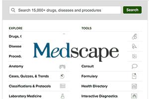 Medscape for Smartphones