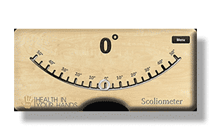 Scoliometer Application